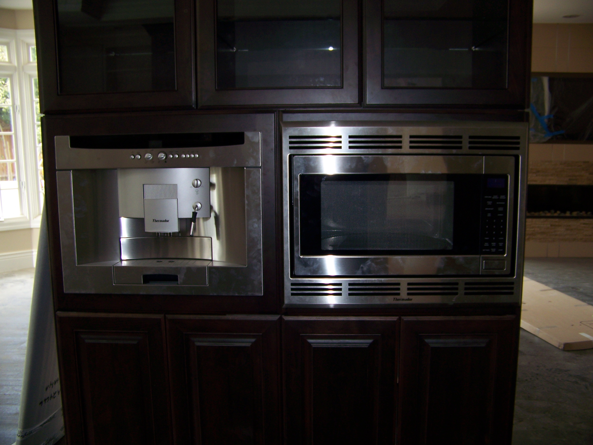 Coffee Maker Microwave Combo : Coffee maker /microwave combination have to find right size appliances ninasobinina